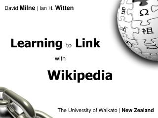 Learning  to  Link