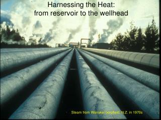 Harnessing the Heat: from reservoir to the wellhead