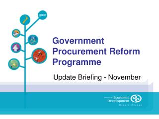Government Procurement Reform Programme