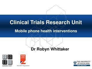 Clinical Trials Research Unit