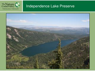 Independence Lake Preserve