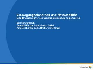 Deutschland: starke Abhängigkeit von Energieimporten