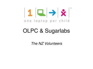 OLPC & Sugarlabs