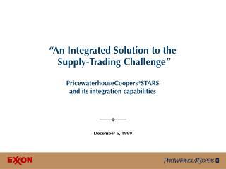 December 6, 1999