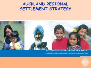 AUCKLAND REGIONAL  SETTLEMENT STRATEGY