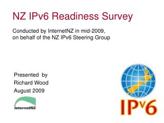NZ IPv6 Readiness Survey