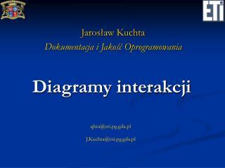 Diagramy interakcji