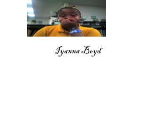 Iyanna Boyd