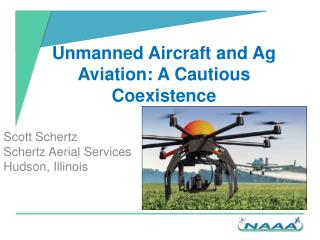 Unmanned Aircraft and Ag Aviation: A Cautious Coexistence