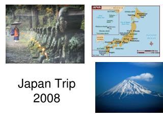 Japan Trip 2008