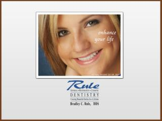 Gurnee Illinois Dentist Dr. Bradley Rule DDS