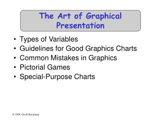 The Art of Graphical Presentation