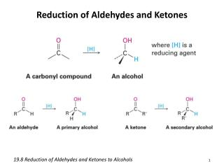 Reduction of Aldehydes and Ketones