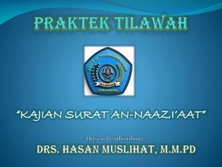 PRAKTEK TILAWAH