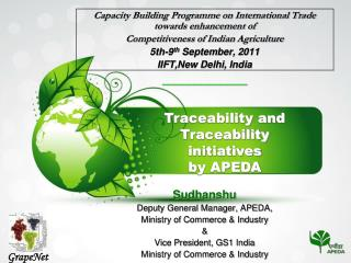 Capacity Building Programme on International Trade towards enhancement of