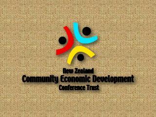 Community Economic Development Conference Auckland 2010