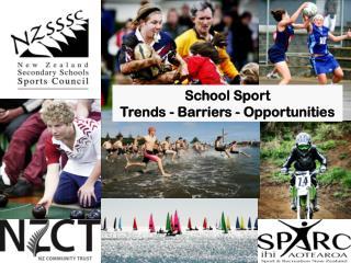 School Sport   Trends - Barriers - Opportunities