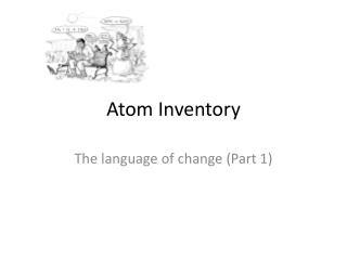 Atom Inventory