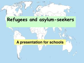 Refugees and asylum-seekers