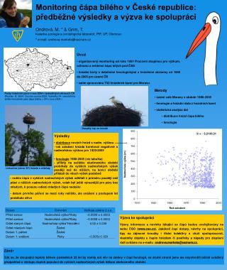 Metody  území celé Moravy v období 1980-2005  fenologie a hnízdní data z hnízdních karet