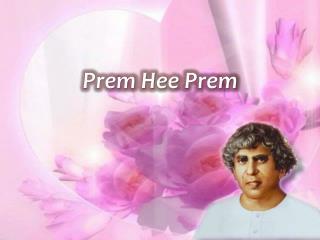 Prem Hee Prem