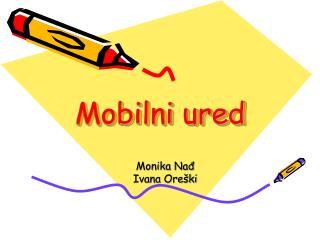 Mobilni ured