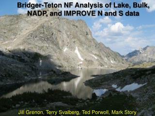 Jill  Grenon , Terry  Svalberg , Ted  Porwoll , Mark Story