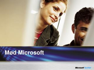 Mød Microsoft