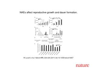 M Lucanic  et al. Nature 473 , 226-229 (2011) doi:10.1038/nature10007