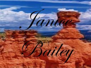 Janice Bailey