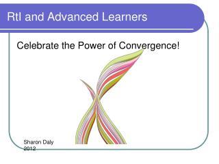 RtI and Advanced Learners