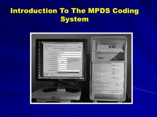 Introduction To The MPDS Coding System