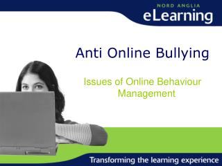 Anti Online Bullying
