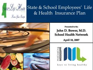 State  School Employees   Life  Health  Insurance Plan