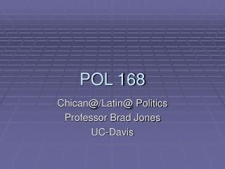 POL 168