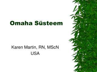 Omaha Süsteem