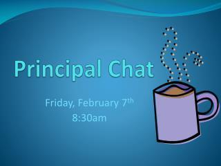 Principal Chat