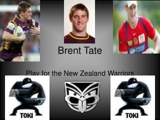 Brent Tate