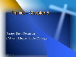 Daniel - Chapter 5