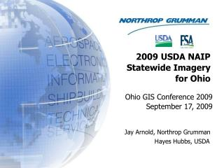 2009 USDA NAIP Statewide Imagery for Ohio