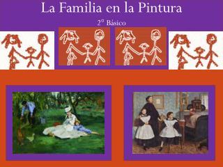 La Familia en la Pintura 2° Básico