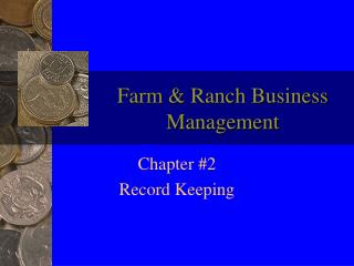 Farm  Ranch Business Management