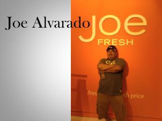Joe Alvarado
