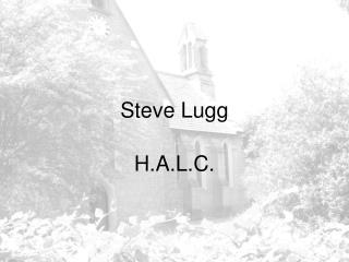Steve Lugg
