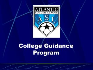 College Guidance Program