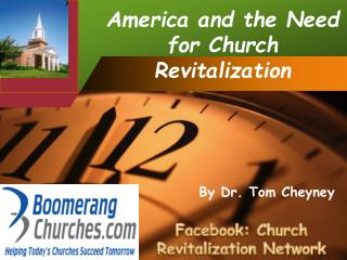 America and the Need for Church Revitalization