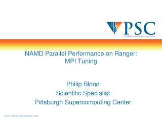 NAMD Parallel Performance on Ranger: MPI Tuning
