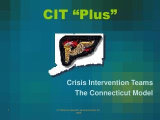 """CIT """"Plus"""""""