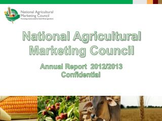 National Agricultural Marketing Council