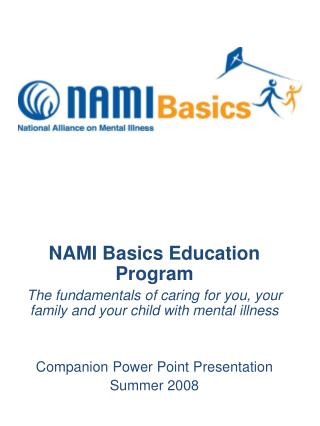 NAMI Basics Education Program